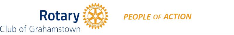 Rotary Club of Grahamstown